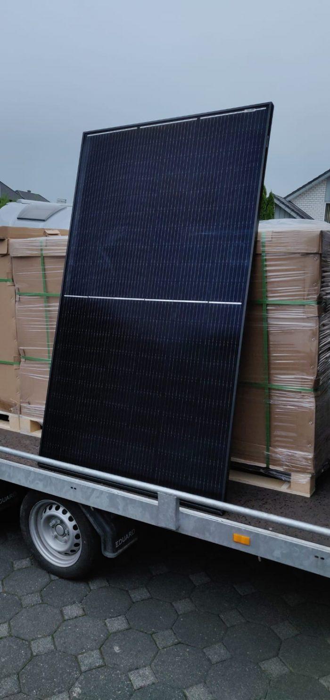 Solarmodul 370W allblack